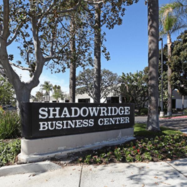Shadowridge Business Center – Vista, CA