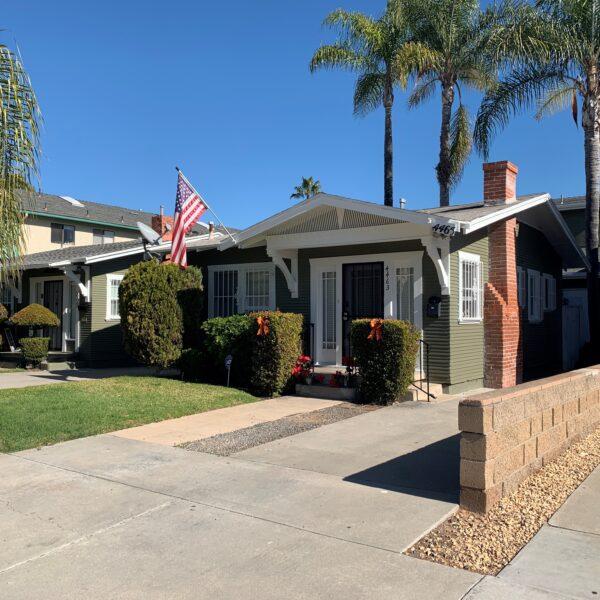 4463-4469 48th Street – San Diego, CA